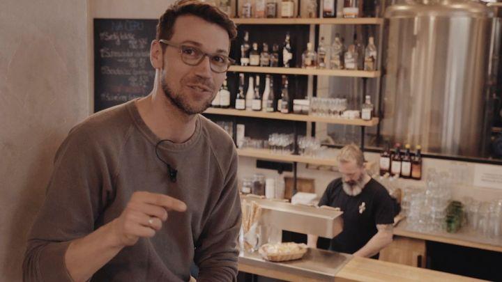 Pivovar Prachatice drží krok s dobou. Jídelák se vejde na jediný obyčejný papír