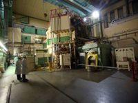 """Foto: """"Na nic nesahejte, jeden atašé tu musel nechat kalhoty."""" Tak vypadá nejstarší reaktor v Česku"""