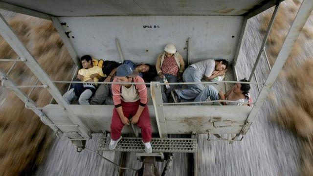 Jako za občanské války. Brutální gangy vyhánějí tisíce obyvatel ze Střední  Ameriky 40ecda79cb