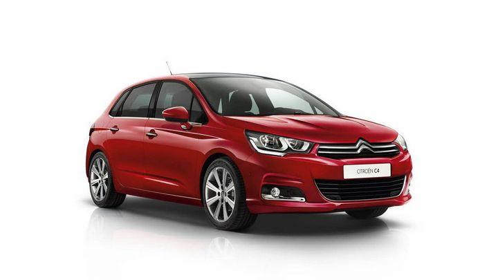 Citroën začíná nabízet modernizovaný C4. Je od 349 900 Kč
