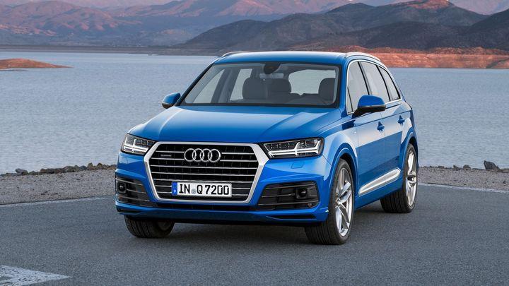 Nové Audi Q7 přijde po 9 letech. Bude kratší, užší a lehčí