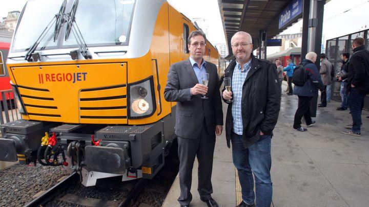 RegioJet loni snížil ztrátu na zhruba 38 milionů korun