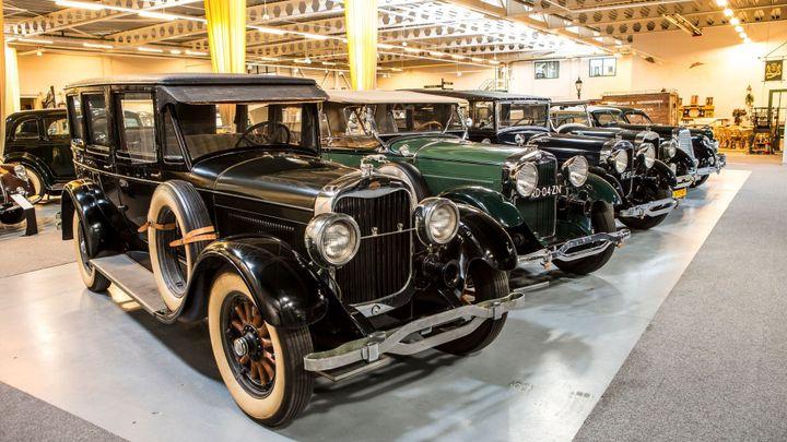 Do dražby jde největší sbírka Fordů na světě. Rozprodává se totiž celé muzeum s více než 200 auty