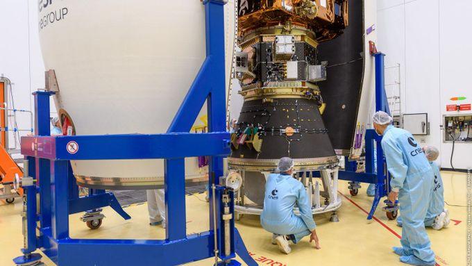 Brněnská firma SAB Aerospace se věnuje vývoji, testování i montáži součástek a konstrukcí pro vesmírný průmysl.