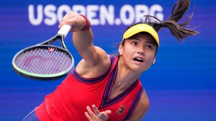 Olympijští vítězové jsou na US Open ve čtvrtfinále, dál jde i osmnáctiletá senzace; Zdroj foto: Reuters