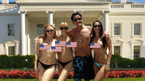Domácí americké porno