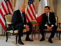 Trump přijede v polovině července do Francie, přijal Macronovo pozvání na oslavy dobytí Bastily