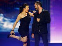 Marta Jandová a Václav Noid Bárta v Eurosongu skončili
