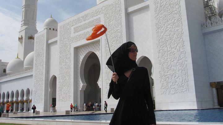 Na Emirátech mě nepřestane udivovat, jak myslí na budoucnost, říká česká průvodkyně