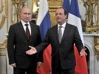 Živě: Hollande chce velkou koalici proti islamistům. Rusko se přidá