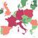 Počet mrtvých na silnicích v EU výrazně klesá. Podívejte se na detailní mapy