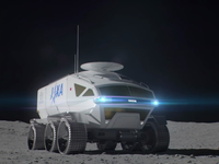 Toyota vyvíjí lunární vozidlo. Má dojezd 10 000 kilometrů