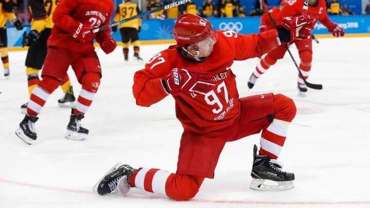 Haló, tady Putin. Ruským hokejistům blahopřál prezident, trenérovi volal přímo na střídačku
