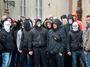 """Policajti na demonstraci jako """"fake fašisti""""? Pokud ano, porušili by zákon a museli by být souzeni"""
