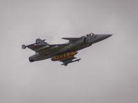 Airbus se nad Českem neozval dispečerům, vyletěly na něj gripeny