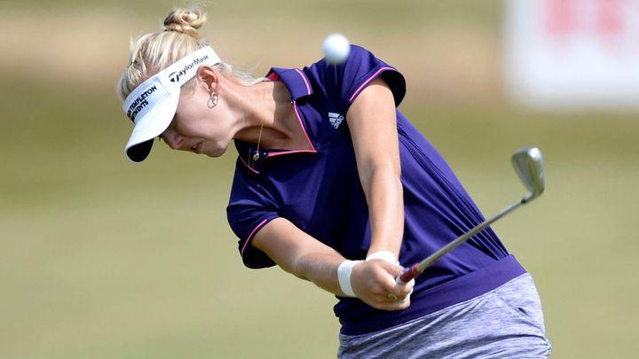 Kordová zahájila novou sezonu na okruhu LPGA titulem v Thajsku