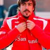 Testy F1 ve Valencii: Alonso