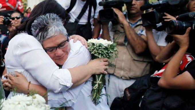 Web pro homosexuální manželství