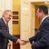 Zeman na setkání v Lánech podpořil slovenského prezidentského kandidáta Šefčoviče