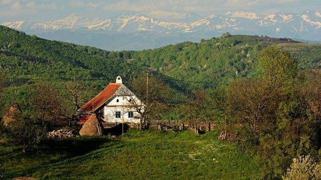 Rovensko v Rumunsku