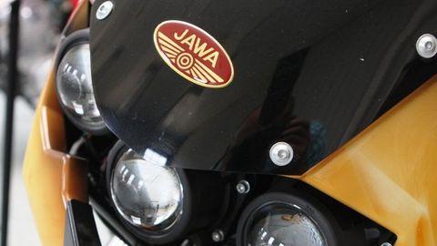 Podobu nových strojů zatím Jawa nechce zveřejňovat. (ilustrační foto)
