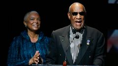 Camille a Bille Cosby (Apollo Theatre's 75th anniversary gala in New York)