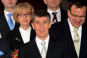 "Sociologist: New Czech cabinet ""represents two worlds"""