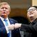 Vietnamská policie odvedla k výslechu dvojníky Kima a Trumpa. Chtěli si zahrát golf