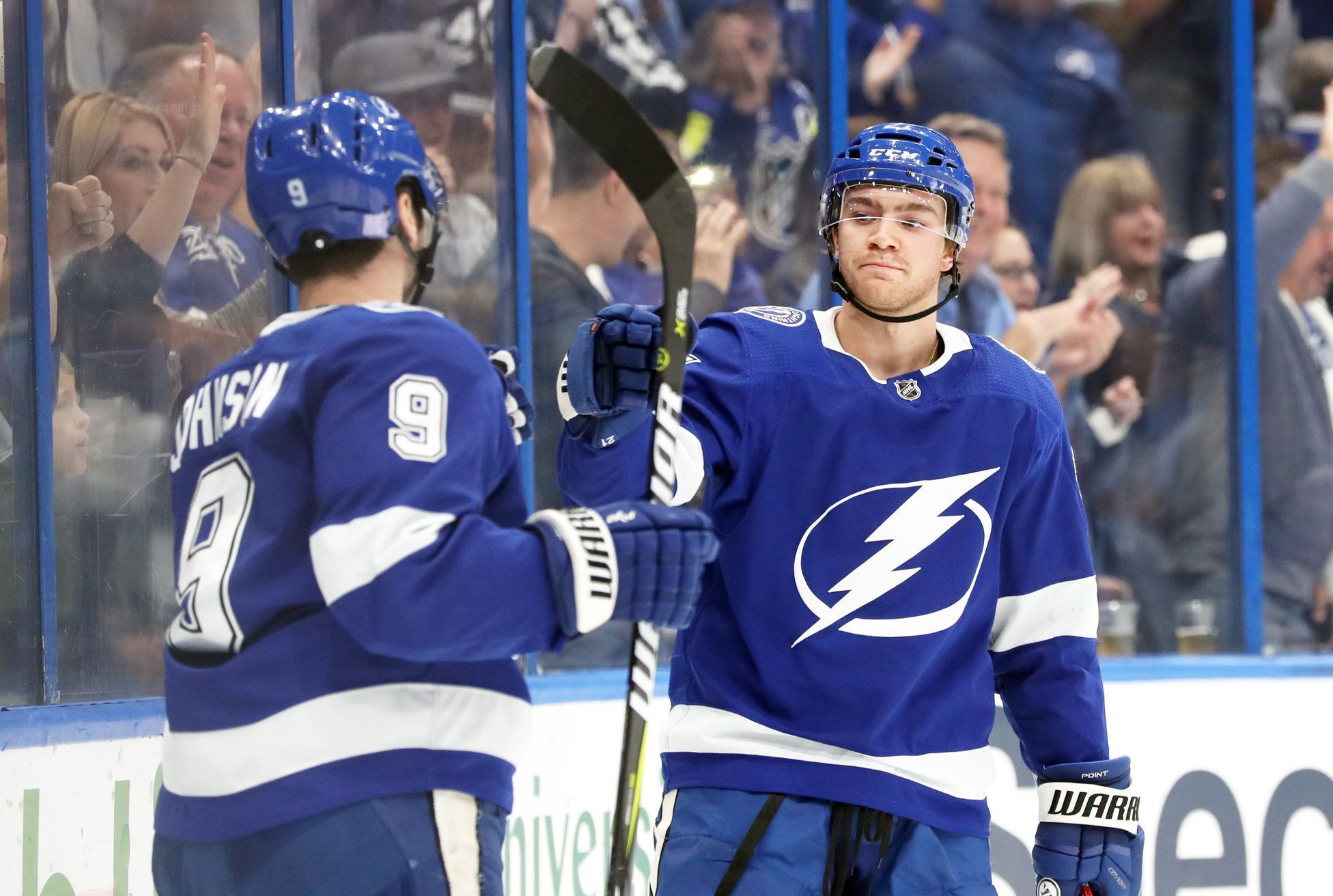 NHL 2018/19, Tampa Bay Lightning