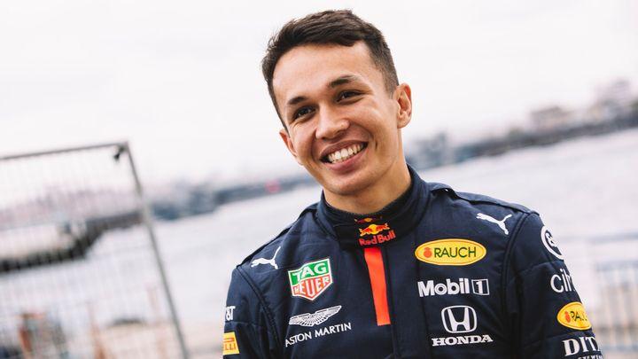 Albon se po roce vrátí do formule 1, chráněnce Red Bullu získal Williams; Zdroj foto: Nuri Yilmazer/Red Bull Content Pool