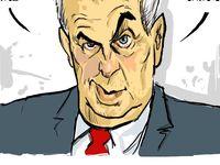 Kresba: Prezident republiky ještě neřekl své poslední ... píp ... slovo