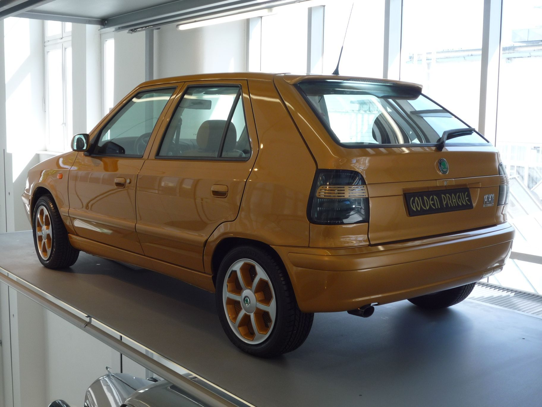Škoda Felicia Golden Prague