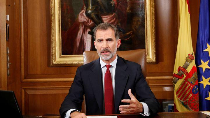 Katalánští politici se nezúčastní uvítání krále v Barceloně. Postavil se na stranu represí, tvrdí