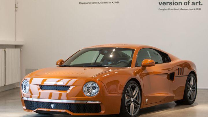 Škoda 110 R ožívá jako supersport, vnitřek má od Audi