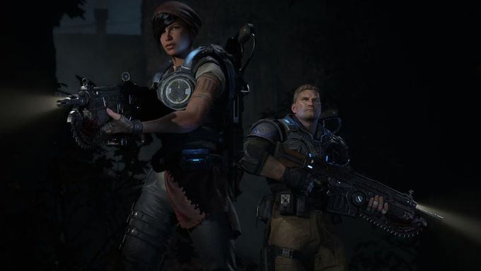 Gears of War 4 - Gameplay demo
