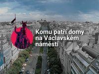 Krok za krokem po Václavském náměstí. Komu co patří?