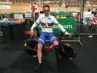 Chci stát jako první paracyklista na pódiu se zdravými, sní Metelka