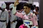 F1, VC Singapuru 2018: Esteban Ocon, Force India