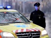 V centru Plzně zaútočila žena kyselinou, zasáhla tři lidi. Jednu ze zraněných vezl vrtulník do Prahy
