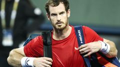 Andy Murray, Šanghaj 2019
