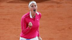 French Open 2020 (Petra Kvitová)