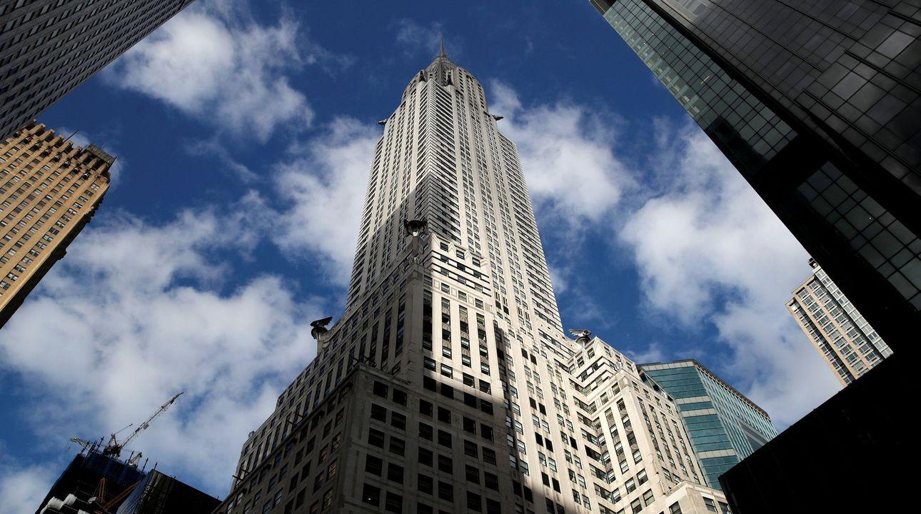 Obrazem: Pýcha Manhattanu je na prodej. Dvojice vlastníků prodává slavný mrakodrap