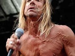 Iggy Pop a the Stooges