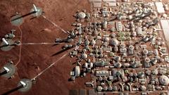 Lidé v roce 2024 na Marsu? Astronaut by oslepl a měl rakovinu, říká odborník