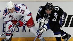 NHL : Tampa Bay Lightning vs. New York Rangers