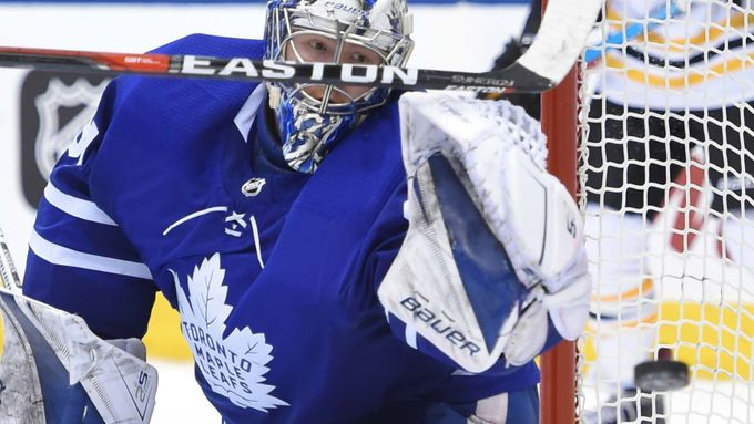 Frederik Andersen v play off NHL