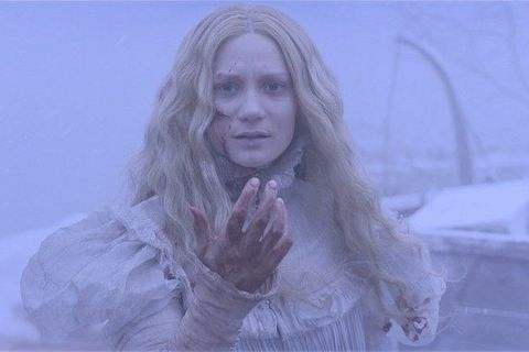 VIDEO Guillermo del Toro se vrací s děsem v Crimson Peak