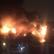 Požár velké vědecké knihovny v Moskvě likvidovalo 150 hasičů