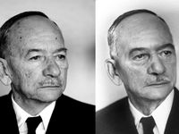 Fotky: Macháček jako Toman, Kubera jako Beneš. Podívejte se na filmové proměny