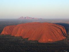Ayers Rock.